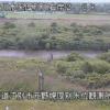 厚別川厚別水位観測所ライブカメラ(北海道江別市元野幌)