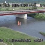 釧路川標茶観測所ライブカメラ(北海道標茶町開運)