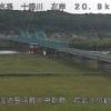 十勝川茂岩水位観測所ライブカメラ(北海道豊頃町中央新町)