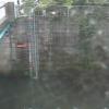 神田川南小滝橋水位観測所ライブカメラ(東京都新宿区北新宿)