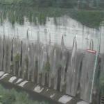 石神井川加賀橋水位観測所ライブカメラ(東京都板橋区加賀)