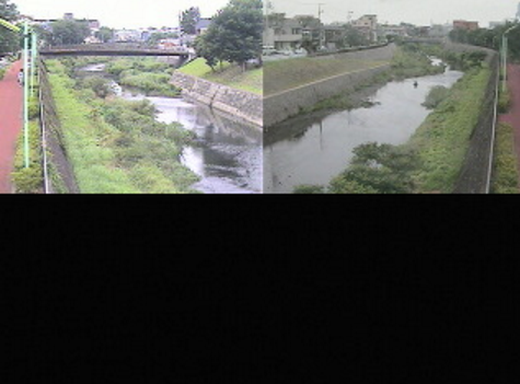 野川水道橋ライブカメラは、東京都世田谷区鎌田の水道橋に設置された野川(上流・下流)が見えるライブカメラです。