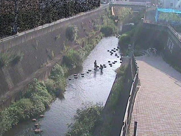 三沢川天宿橋ライブカメラは、神奈川県川崎市多摩区の天宿橋に設置された三沢川が見えるライブカメラです。
