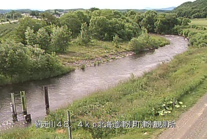 網走川津別観測所ライブカメラは、北海道津別町最上の津別観測所に設置された網走川が見えるライブカメラです。