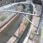 鳩川平和橋ライブカメラ(神奈川県座間市座間)