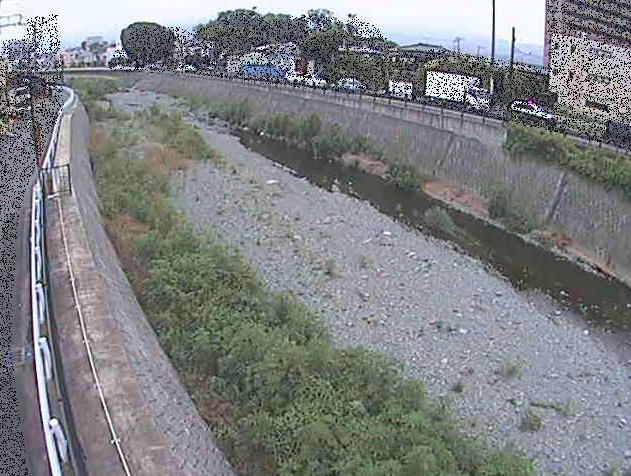水無川新常盤橋ライブカメラは、神奈川県秦野市室町の新常盤橋に設置された水無川が見えるライブカメラです。