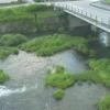 益田川東仙道蛍橋ライブカメラ(島根県益田市美都町)