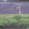 野川鎌田橋野川水位観測所ライブカメラ(東京都世田谷区鎌田)