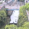 谷沢川丸山橋ライブカメラ(東京都世田谷区中町)