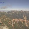 槍ヶ岳山荘飛騨越中の山々ライブカメラ(長野県松本市埋橋)