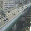 阪神高速3号神戸線中之島西付近ライブカメラ(大阪府大阪市北区)