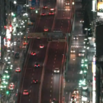 【停止中】テレビ朝日首都高3号線ライブカメラ(東京都港区六本木)