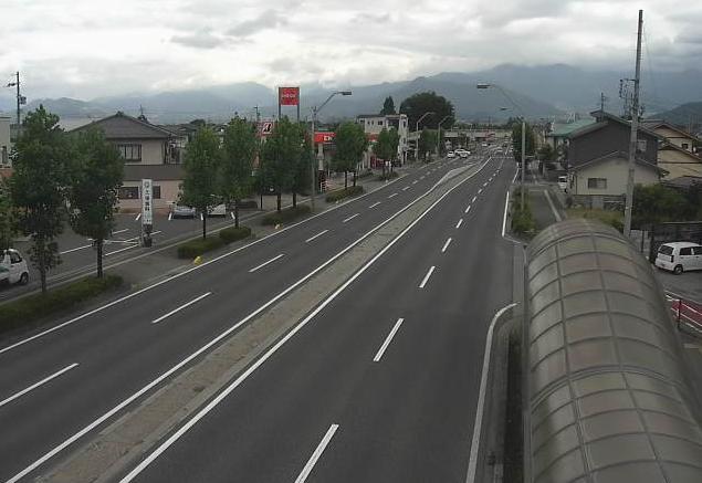 国道18号北長池ライブカメラは、長野県長野市の北長池に設置された国道18号が見えるライブカメラです。
