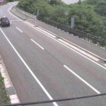 国道148号外沢ライブカメラ(長野県小谷村中土)