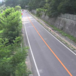 国道148号立の間ライブカメラ(長野県白馬村北城)