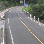 国道148号塩水ライブカメラ(長野県小谷村)