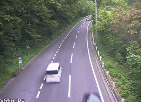 国道158号沢渡ライブカメラは、長野県松本市安曇の沢渡に設置された国道158号が見えるライブカメラです。