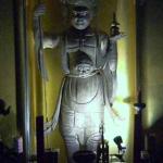 真照寺毘沙門天立像ライブカメラ(神奈川県横浜市磯子区)