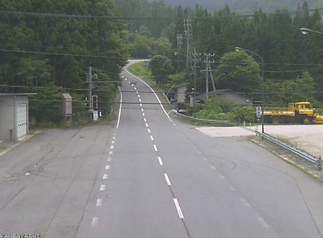 国道292号上林除雪ステーションライブカメラは、長野県山ノ内町平穏の上林除雪ステーションに設置された国道292号が見えるライブカメラです。