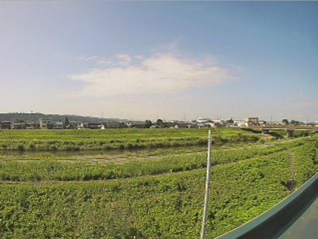 田島保育所五十嵐川右岸ライブカメラは、新潟県三条市田島の田島保育所に設置された五十嵐川右岸が見えるライブカメラです。