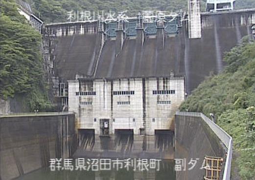 薗原ダムライブカメラは、群馬県沼田市利根町の薗原ダム副ダムに設置された薗原ダムが見えるライブカメラです。