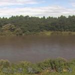 北上川男山ライブカメラ(岩手県北上市稲瀬町)