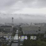 綾瀬川伝右川排水機場ライブカメラ(東京都足立区花畑)