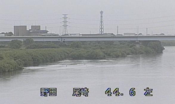 江戸川野田尾崎ライブカメラは、千葉県野田市の尾崎に設置された江戸川が見えるライブカメラです。