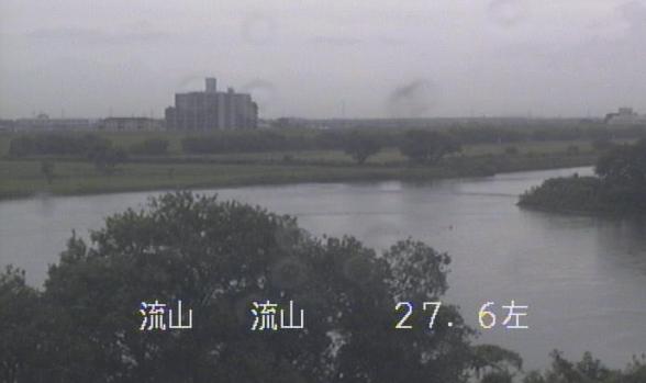 江戸川流山ライブカメラは、千葉県流山市の流山に設置された江戸川が見えるライブカメラです。