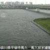 相模川馬入橋ライブカメラ(神奈川県平塚市馬入)