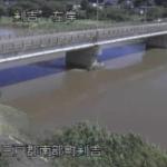 馬淵川剣吉ライブカメラ(青森県南部町剣吉)