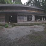おおかみこどもの花の家ライブカメラ(富山県上市町浅生)