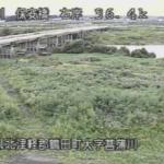 岩木川保安橋ライブカメラ(青森県鶴田町菖蒲川)