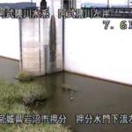 阿武隈川押分排水機場ライブカメラ(宮城県岩沼市押分)
