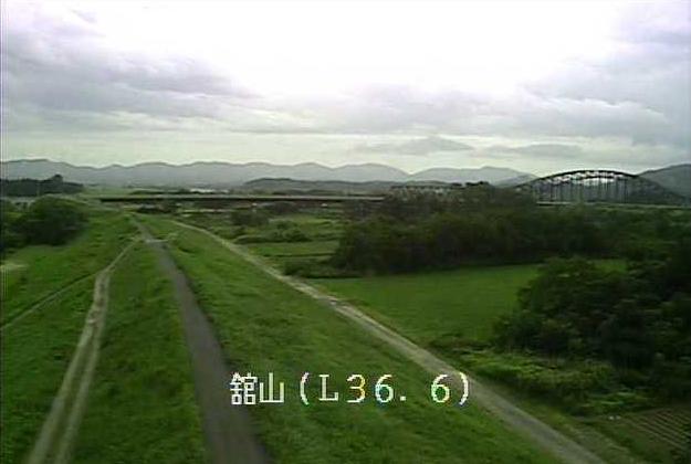 阿武隈川舘矢間ライブカメラは、宮城県丸森町の舘矢間に設置された阿武隈川が見えるライブカメラです。