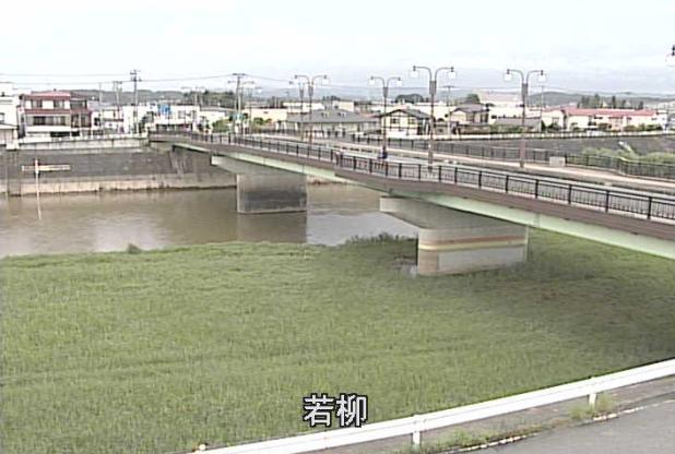 迫川若柳ライブカメラは、宮城県栗原市の若柳に設置された迫川が見えるライブカメラです。