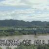 米代川富根橋ライブカメラ(秋田県能代市二ツ井町)