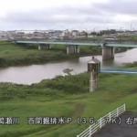 鳴瀬川三本木ライブカメラ(宮城県大崎市三本木)