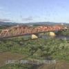 赤川両田川橋ライブカメラ(山形県三川町猪子)