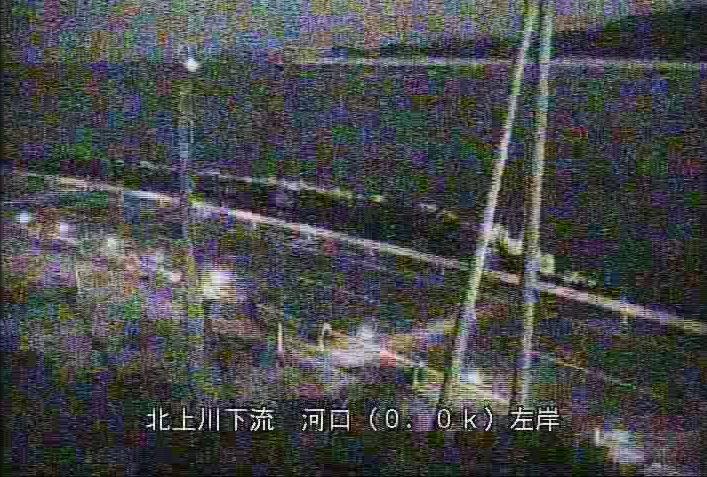 北上川月浜第二水門ライブカメラは、宮城県石巻市北上町の月浜第二水門に設置された北上川・国道398号が見えるライブカメラです。