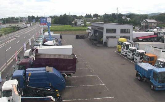 リトラス東北支店ライブカメラは、岩手県花巻市石鳥谷町のリトラス東北支店に設置された敷地内全体・国道4号が見えるライブカメラです。