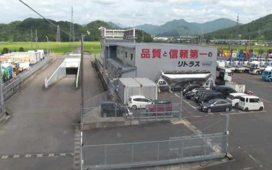 リトラス福井支店ライブカメラは、福井県越前市大屋町のリトラス福井支店に設置された敷地内全体が見えるライブカメラです。