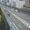阪神高速1号環状線高麗橋付近ライブカメラ(大阪府大阪市中央区)