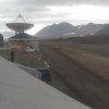 北極ニーオルスン基地第2ライブカメラ(スヴァールバル諸島スピッツベルゲン島)