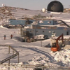 南極昭和基地管理棟屋上ライブカメラ(東オングル島)