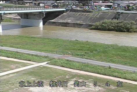磐井川釣山ライブカメラは、岩手県一関市の釣山に設置された磐井川が見えるライブカメラです。