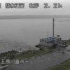 十三湖河口ライブカメラ(青森県五所川原市十三)