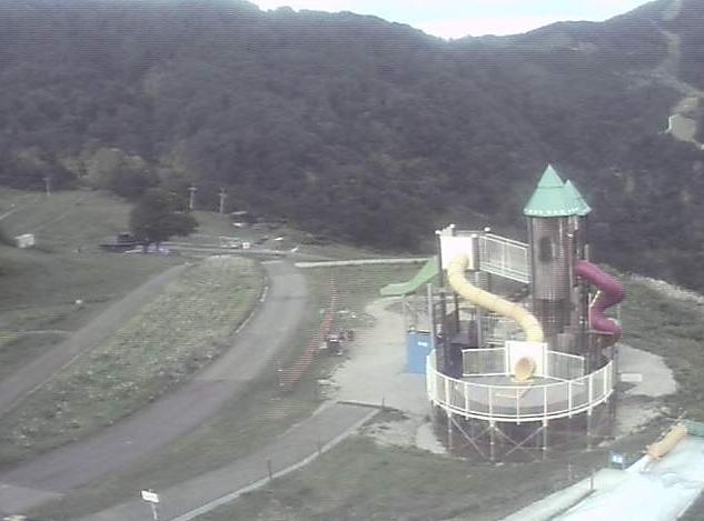 アルプの里パノラマステーション広場ライブカメラは、新潟県湯沢町湯沢の湯沢高原パノラマステーションに設置されたパノラマステーション広場が見えるライブカメラです。