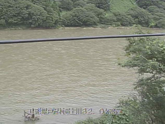 最上川高屋ライブカメラは、山形県戸沢村古口の高屋に設置された最上川が見えるライブカメラです。