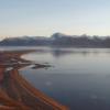 北極ニーオルスン基地第1ライブカメラ(スヴァールバル諸島スピッツベルゲン島)